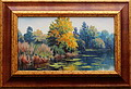 obraz U nás na rybníku