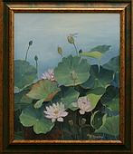 obraz Tajemství květu lotosu I.
