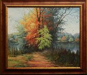 obraz Podzimní zbarvení