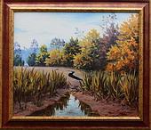 obraz Poslední barvy podzimu