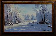 obraz Půvaby zimy