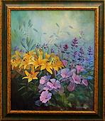 obraz Z malířčiny zahrady II.