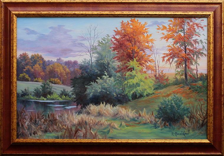Prodejní galerie - V podzimním slunci