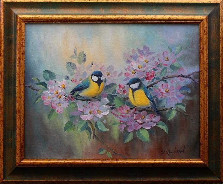 Prodejní galerie - V květu jara