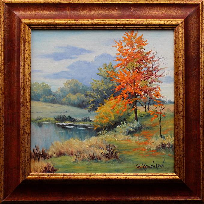 Prodejní galerie - Podzimní zákoutí