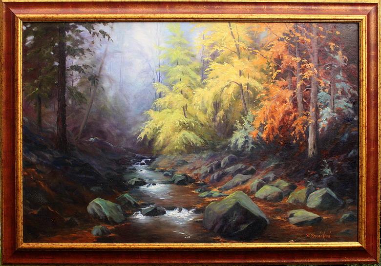 Prodejní galerie - Tajemství lesa