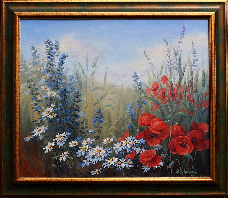 Prodejní galerie - Když kvetou máky