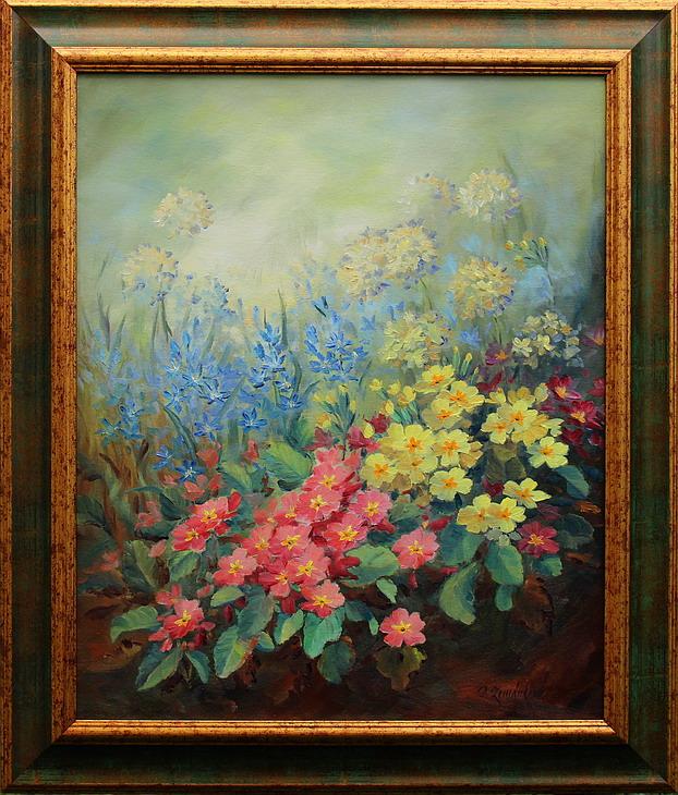 Prodejní galerie - Poslové jara II.