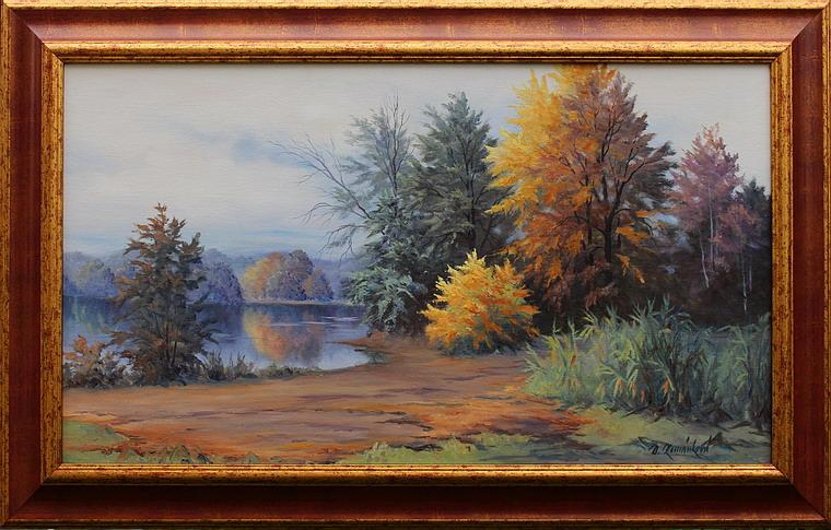 Prodejní galerie - Rychlebské hory v podzimním hávu