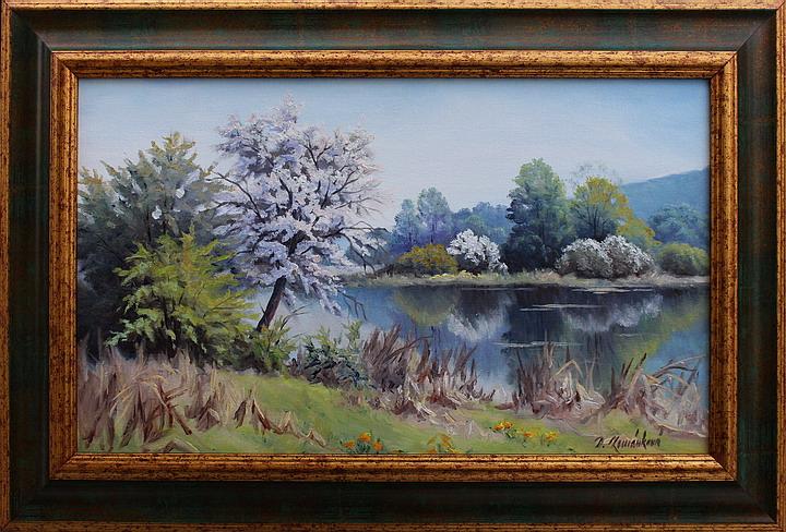 Prodejní galerie - První krůčky jara I.