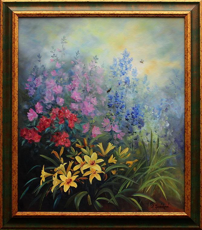 Prodejní galerie - V květech léta