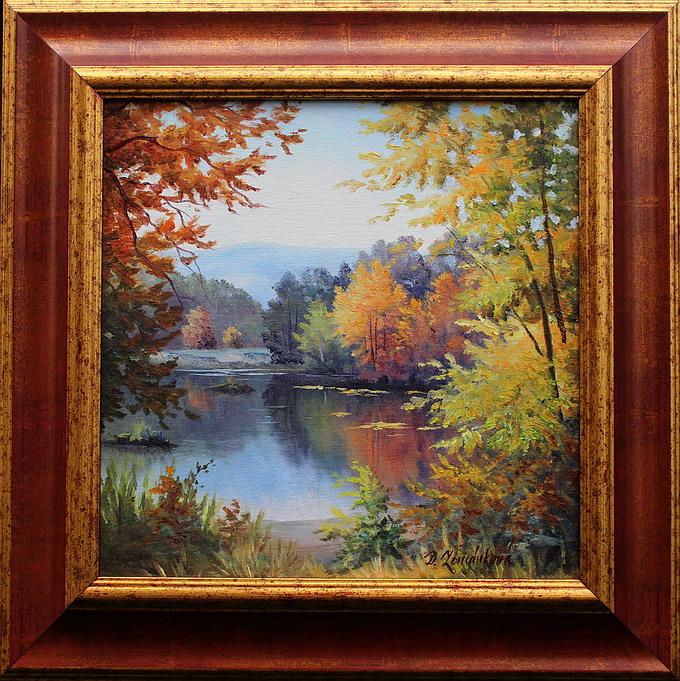Prodejní galerie - Velký rybník u Černé Vody