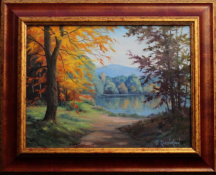 Prodejní galerie - Krásy Rychlebských hor