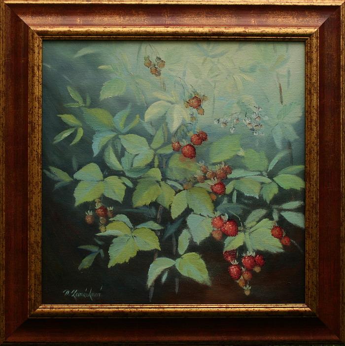 Prodejní galerie - Lesní plody I.