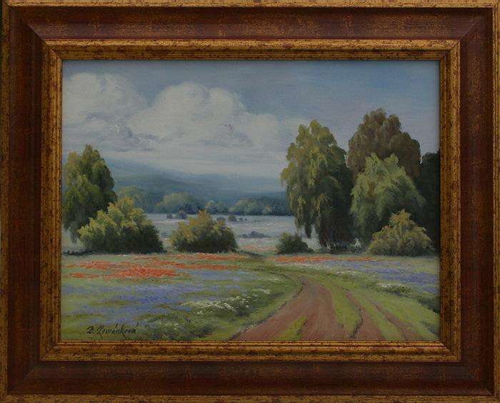 Prodejní galerie - V polích