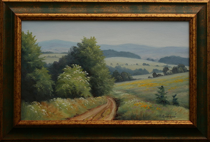 Prodejní galerie - Krajina na Šumpersku I.