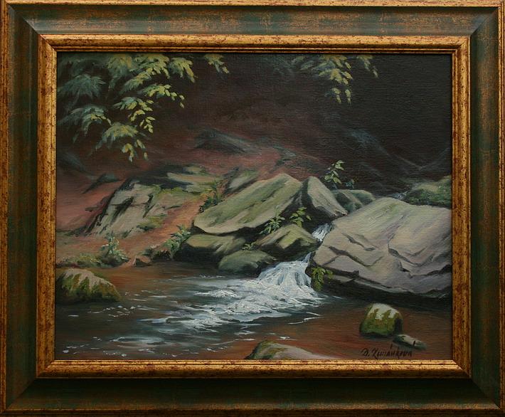 Prodejní galerie - U Rešovských vodopádů