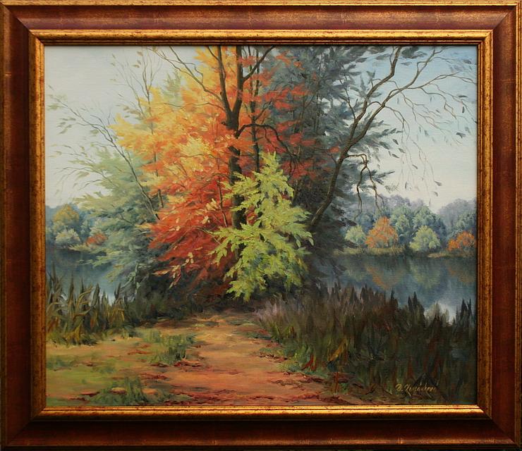 Prodejní galerie - Podzimní zbarvení