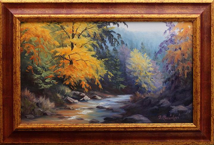 Prodejní galerie - Divoká krása Jeseníků