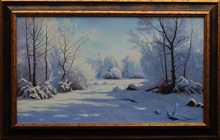 Prodejní galerie - Půvaby zimy
