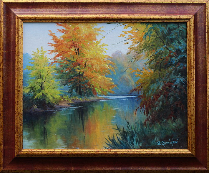 Prodejní galerie - Kousek podzimního rána