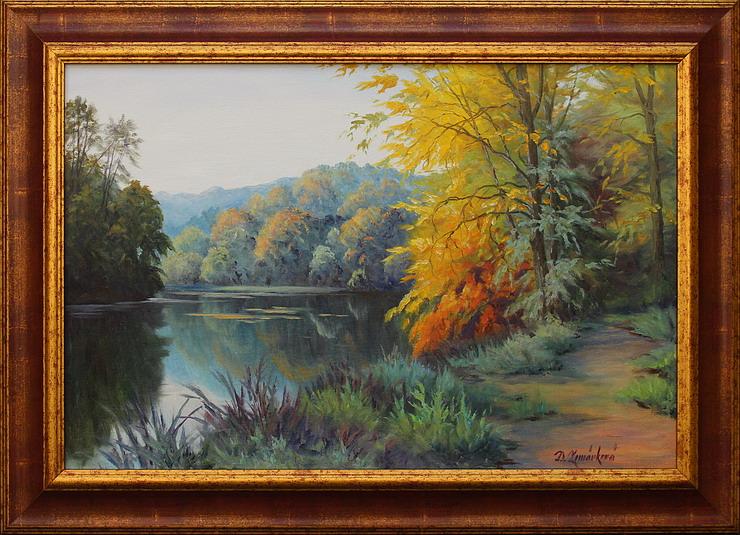 Prodejní galerie - Podzim v Mariánském údolí