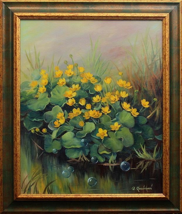 Prodejní galerie - Květy jara