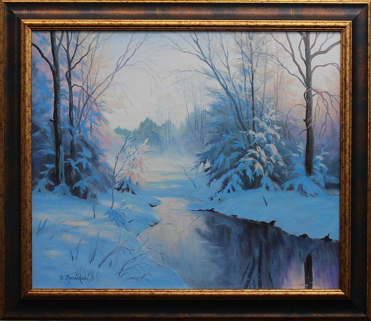 Prodejní galerie - V zimní náladě
