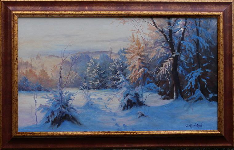Prodejní galerie - Ranní svítání
