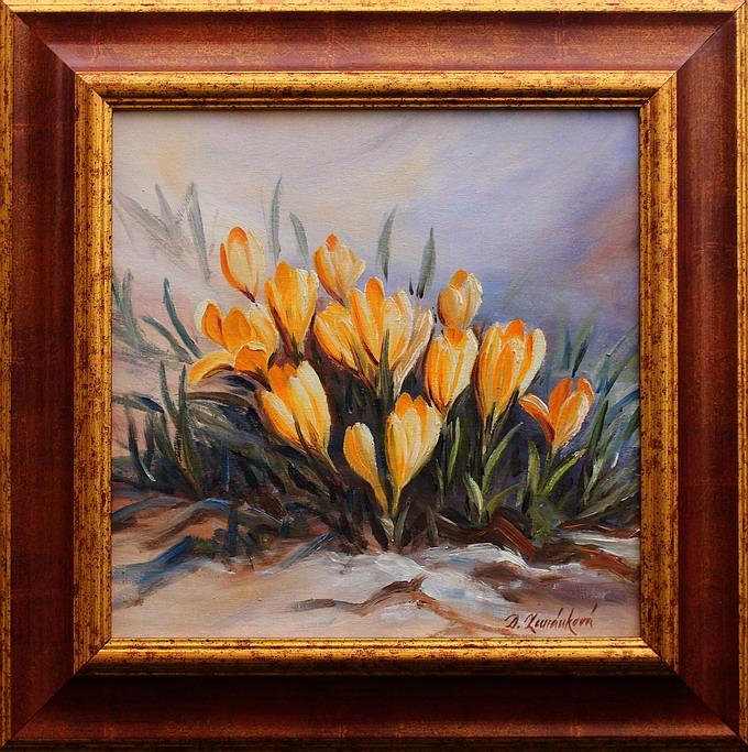 Prodejní galerie - Pozdrav jara