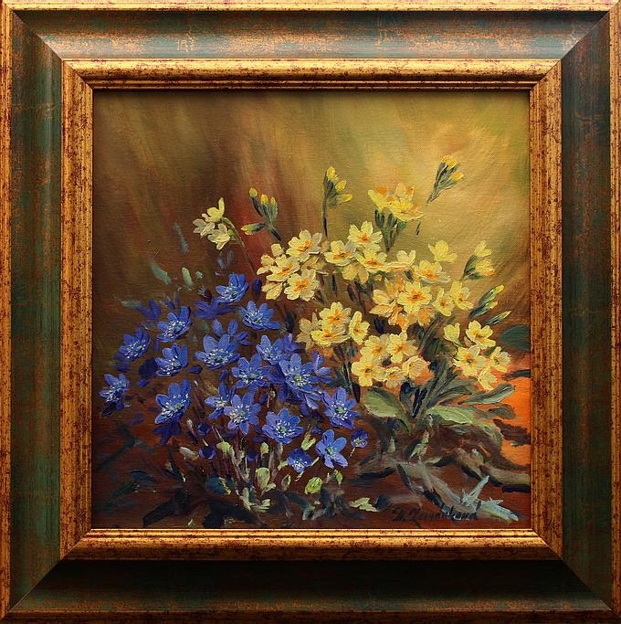 Prodejní galerie - Pozdrav jara II.