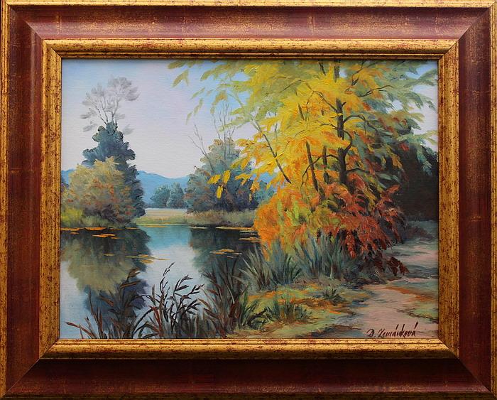 Prodejní galerie - Kouzlo barev podzimu