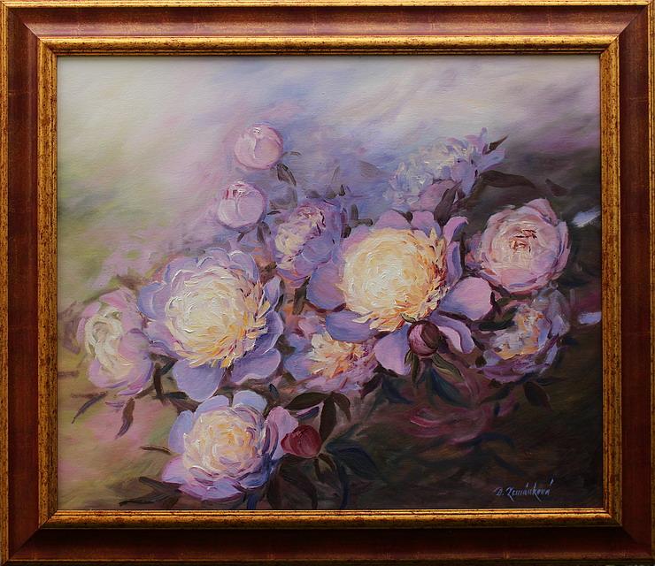 Prodejní galerie - V květu pivoněk II.