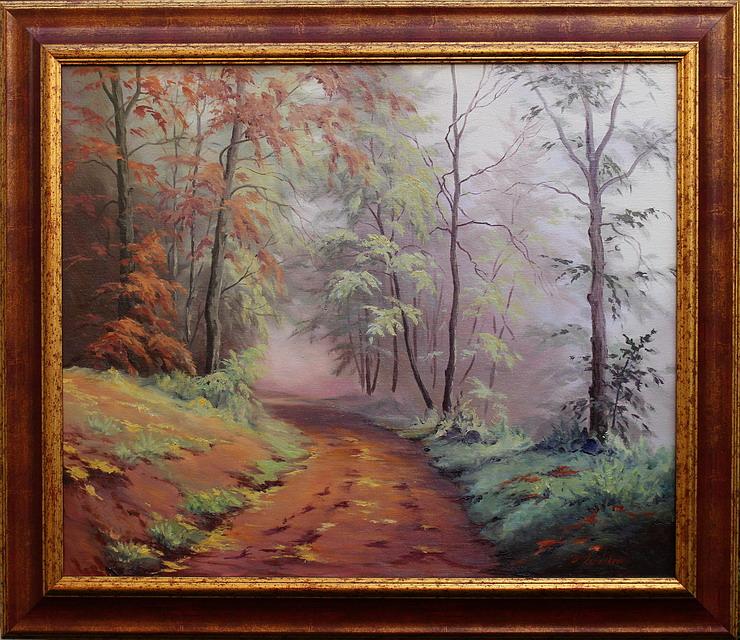 Prodejní galerie - Cestou lesem II.