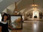 Foto z výstavy v Krásném na Vysočině