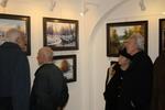 Foto z výstavy v galerii D v Brně